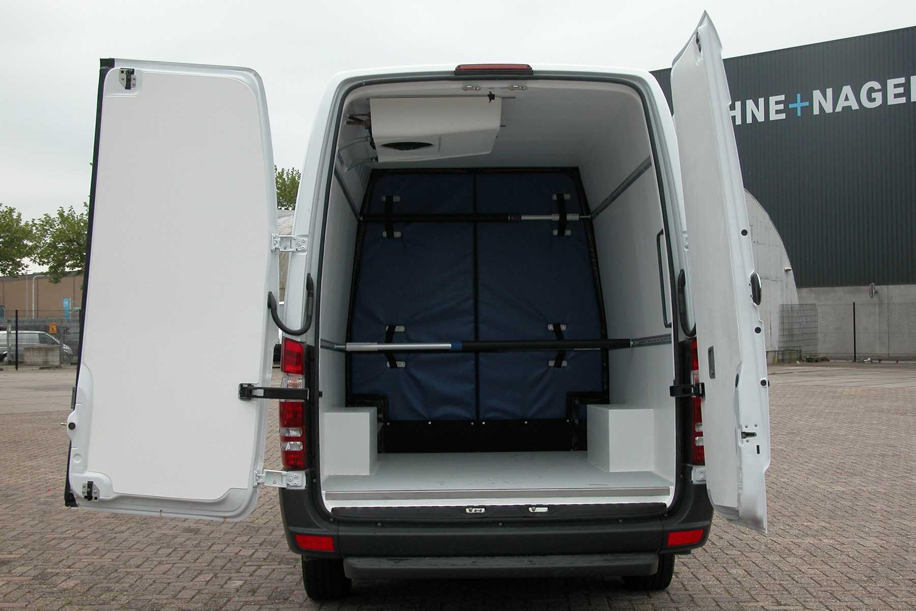 multitemp wagen ombouw koelwagen