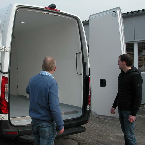ombouw koelwagen transport