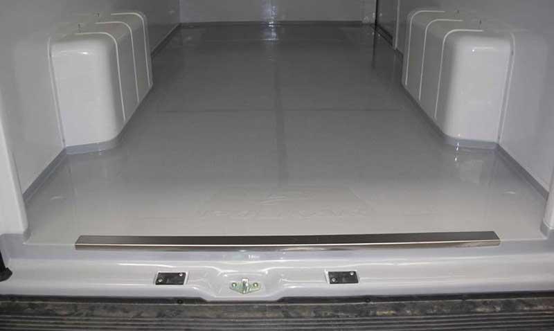 isolatiepakket bestelwagen
