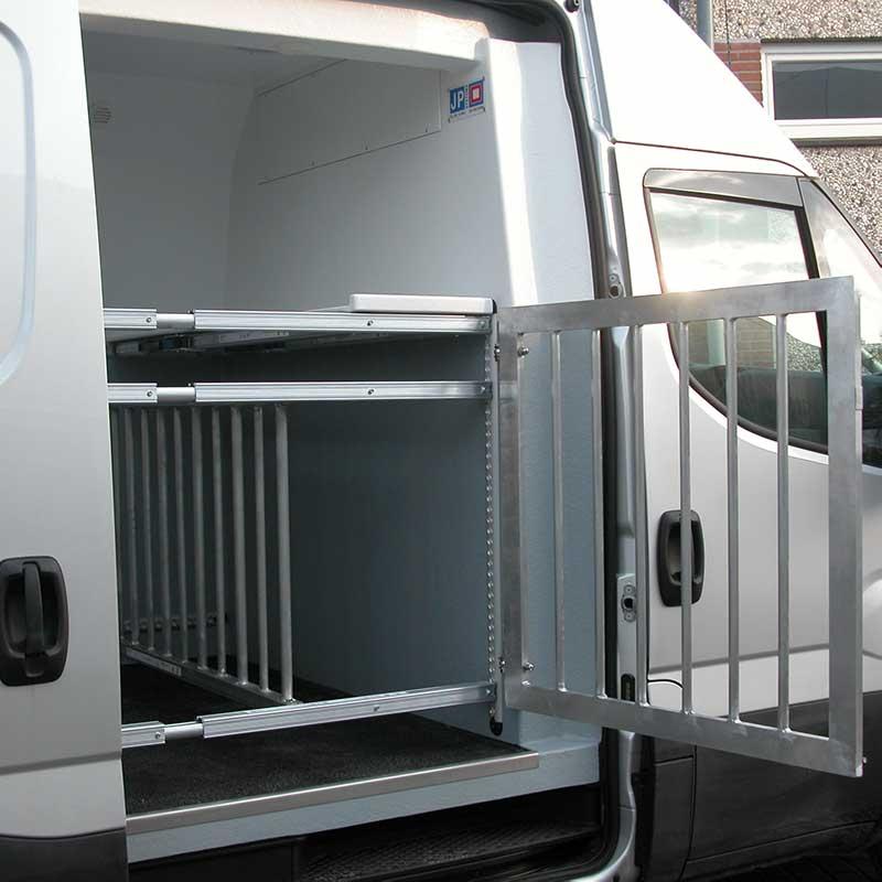 iveco bestelwagen ombouw dierenvervoer